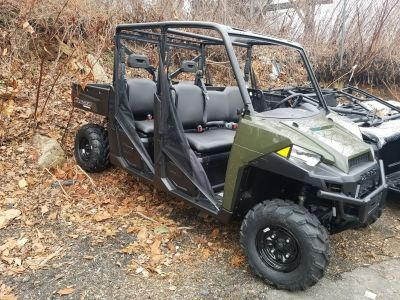 2018 Polaris Ranger Crew Diesel Side x Side Utility Vehicles Ledgewood, NJ