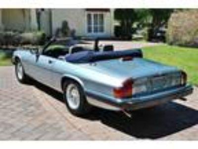 1990 Jaguar XJS Convertible 5.3l V12 MPI