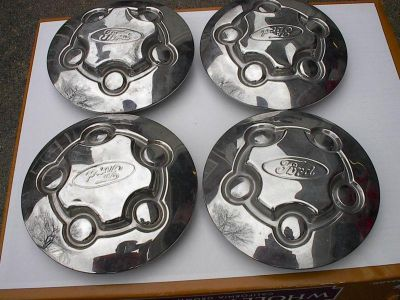 Sell 2003-2009 Ford Crown Victoria P71 Interceptor Hub Caps hubcaps Grand Marquis motorcycle in Sugar Land, Texas, US, for US $49.99