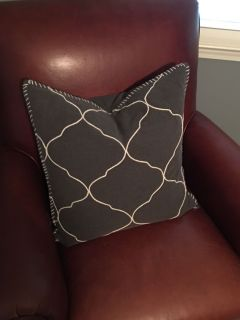 Pottery Barn pillows and inserts