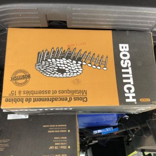 Bostitch cool framing nails. New, never been opened!