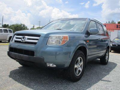 2008 Honda Pilot SE (Blue)