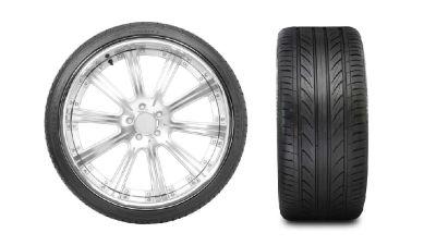 Delinte D7 Thunder - 215/55R17 (Set of 4 tires) All Season