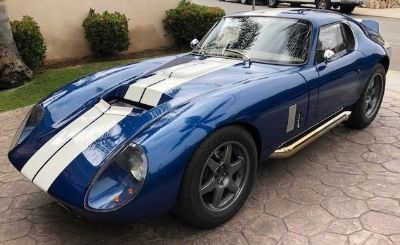 1965 Shelby Daytona Factory Replica