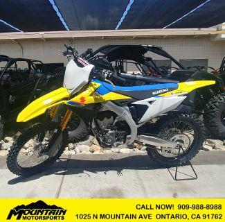 2019 Suzuki RM-Z250 Motocross Off Road Ontario, CA