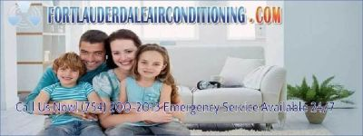 Skillful Technicians Work in AC Repair Fort Lauderdale