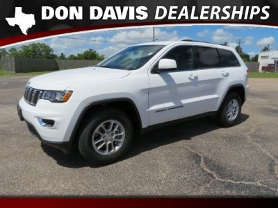 2018 Jeep Grand Cherokee Laredo E 4x2 (Bright White Clearcoat)