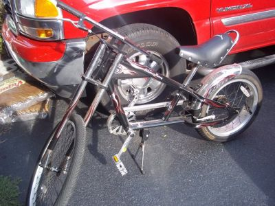 Schwinn Sting Ray/ Orange County Choppers Bike