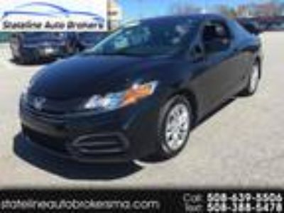 Used 2015 HONDA Civic Coupe For Sale