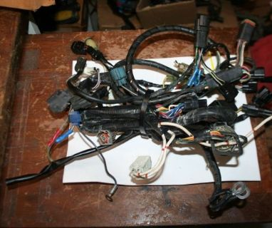 Purchase good Used evinrude Suzuki outboard 40 50 hp 4 stroke internal wire harness motorcycle in Scottsville, Kentucky, United States, for US $39.99