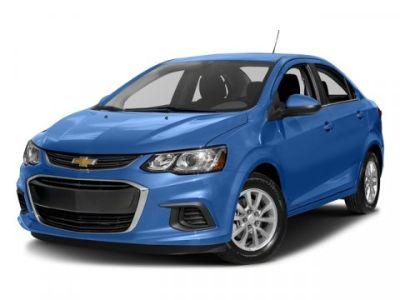 2018 Chevrolet Sonic LT Manual (Nightfall Gray Metallic)