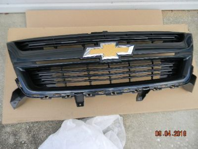 Chevy Colorado Grill