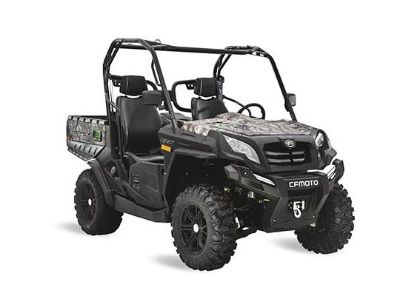 2018 CFMOTO UForce 500 Side x Side Utility Vehicles Canton, OH