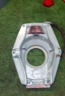 Purchase Volvo Penta 275 270 280 285 Transom Shield V8 Thru Hull Exhaust motorcycle in Cape Coral, Florida, United States, for US $158.70