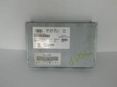 Buy 4E0035593A AUDI A8 A6 S8 S6 XM SATELLITE RADIO CONTROL MODULE motorcycle in Smithton, Pennsylvania, United States, for US $69.99