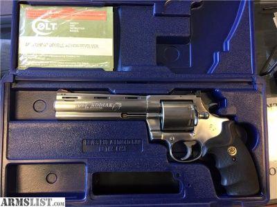 For Sale: Colt Kodiak 6 inch RARE