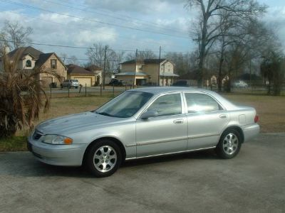 2002 Mazda 626 ES - 83K Miles - Leather -Reliable - Great Condition