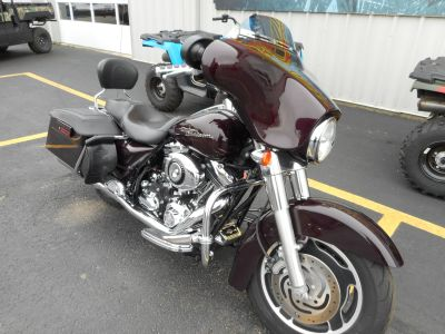 2007 Harley-Davidson FLHX Street Glide Touring Motorcycles Belvidere, IL