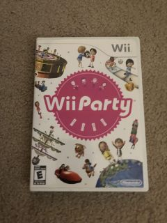 Wii party game
