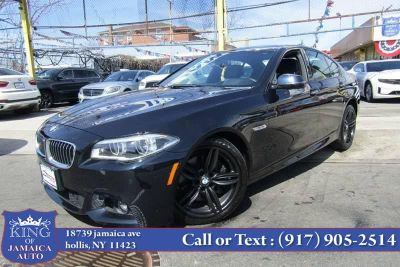 2016 BMW 5-Series 4dr Sdn 535i xDrive AWD (Black)