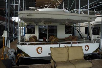 2003 Sumerset Houseboats 18x90