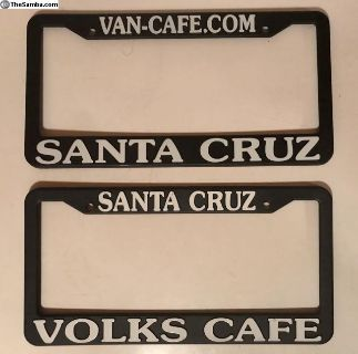 Santa Cruz Volks Cafe / Van-Cafe.com Santa Cruz