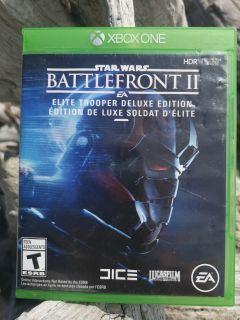 Star Wars Battlefront Elite Trooper Deluxe Edition Xbox one