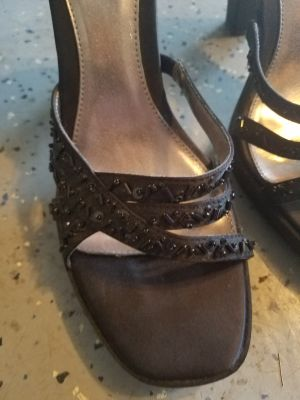 EUC black shoes