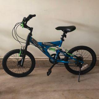 Boys Youth Bike 18 inch...45.00