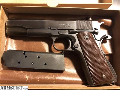 For Sale: Remington Rand 1911