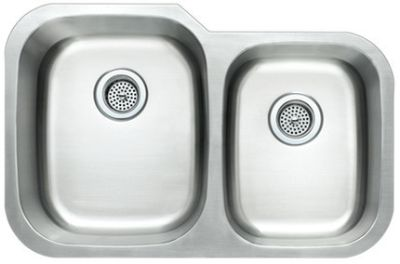 New Sinks In Box Company Clean Out..