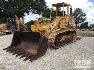 Cat 963B Crawler Loader