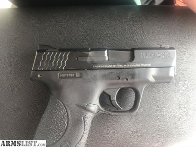 For Sale: Smith&wesson M&P shield