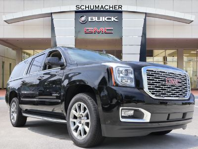 2019 GMC Yukon XL DENALI (BLACK)