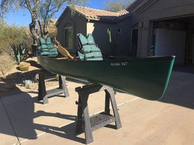 $650, Old Town Canoe