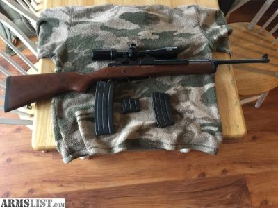 For Sale/Trade: Mini 14 ranch rifle