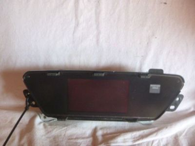 Sell 12 13 14 Honda Crv CR-V Radio Display Screen 39710-T0A-A120 C56734 motorcycle in Williamson, Georgia, United States, for US $170.00