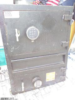For Sale/Trade: CSS Double Door Combo Steel SAFE