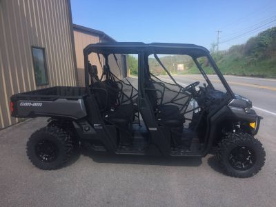 2018 Can-Am Defender MAX XT HD8 Side x Side Utility Vehicles Claysville, PA