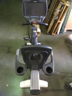 Cybex 770R Recumbent Bike RTR#8061099-09-11