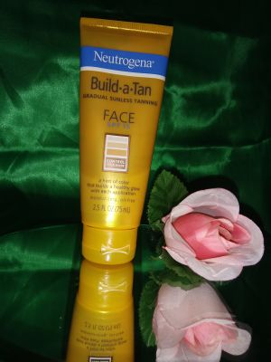 Neutrogena Face Sunless Tanning
