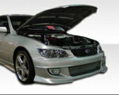 Sell Lexus IS series 2000-2005 JDM front bumper body kit FRONT motorcycle in Rialto, California, United States, for US $150.00