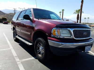 1999 Ford Expedition, Maroon 7 Passengers