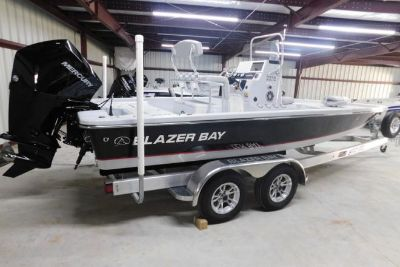 2018 Blazer 2220 Fisherman