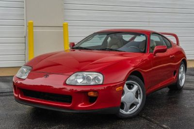 1993 Toyota Supra Twin Turbo Hatchback 2-Door
