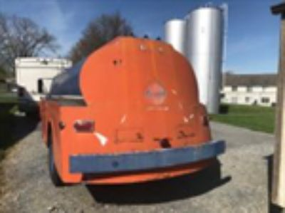 Parts For Sale: FOR SALE - 1967 Ford OIL TANKER