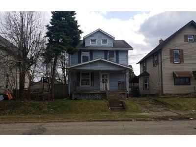 3 Bed 1 Bath Foreclosure Property in Canton, OH 44706 - 11th St SW