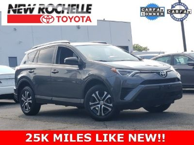 2016 Toyota RAV4 LE (Magnetic Gray Metallic)