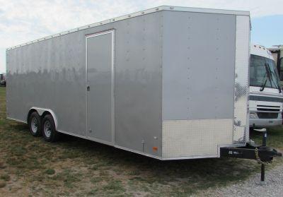 2018 Covered Wagon Custom V-Nose 26'