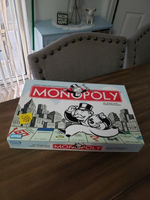 Complete Monopoly Game in Excellent Condition